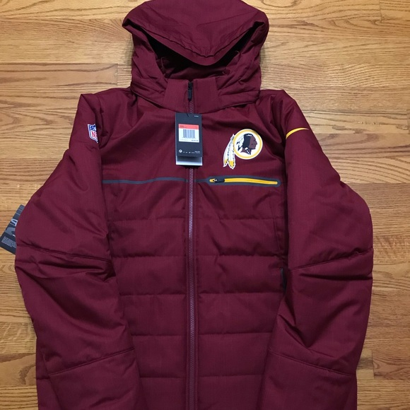 promo code 8e8c2 e9a23 NWT Nike Washington Redskins Winter Jacket $225 NWT